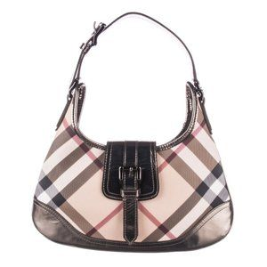 💎✨Authentic✨💎BURBERRY Multi Color Hobo Bag